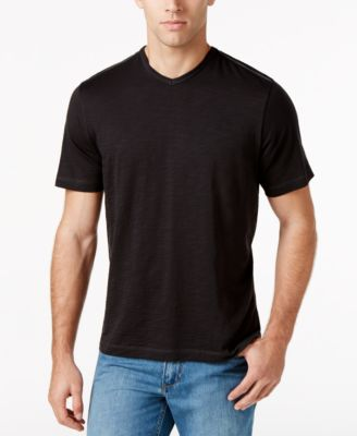Image of Tommy Bahama Men's Portside Player V-Neck T-Shirt