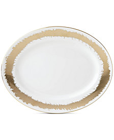 Lenox Casual Radiance Collection Oval Platter