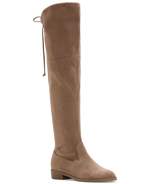 4cff5b7878f ... INC International Concepts I.N.C. Women s Imannie Over-The-Knee Boots