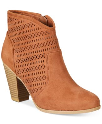 Image of American Rag Ariane Ankle Booties, Only at Macy's