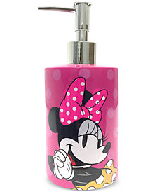 Jay Franco Minnie XOXO Lotion Pump