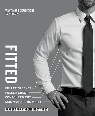 Tommy Hilfiger Men S Athletic Fit Performance Stretch Th Flex Collar