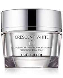 Crescent White Full Cycle Brightening Rich Moisture Crème, 1.7 oz, Created for Macy's!