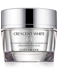 Estée Lauder Crescent White Full Cycle Brightening Rich Moisture Crème, 1.7 oz, Created for Macy's!