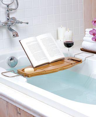 Umbra Bath Accessories Aquala Bathtub Caddy Bathroom