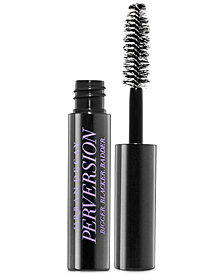 Receive a FREE Perversion Mascara Deluxe Sample with any $40 Urban Decay purchase