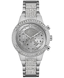 GUESS Women's Stainless Steel Bracelet Watch 39mm U0850L1