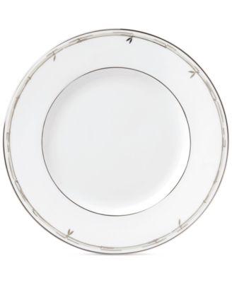 Emmett Street Platinum Collection Dinner Plate