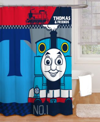 This Item Is Part Of The Jay Franco Thomas Tank Engine Color Block Bath Accessories Collection
