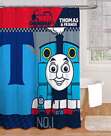 Jay Franco Thomas the Tank Engine Shower Curtain