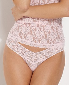 Signature Lace Women's 4911 Low Rise Thong