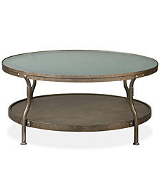 Cambridge Round Coffee Table, Quick Ship