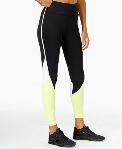 Tommy Hilfiger Sport Colorblocked Leggings, A  Exclusive Style