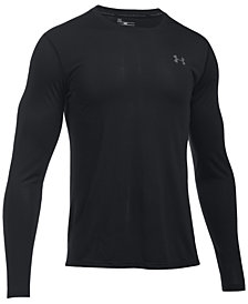 Under Armour Men's Threadborne Siro Long-Sleeve T-Shirt