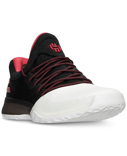 887459166e33 adidas Men s Harden Vol.1 Basketball Sneakers from Finish Line ...