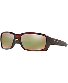 Oakley Polarized Straightlink Sunglasses, OO9331 58