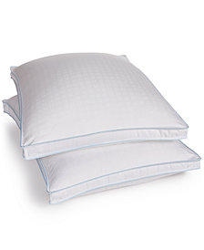 Cool Fusion Density Bed Pillow with Cooling Gel Beads, Created for Macy's