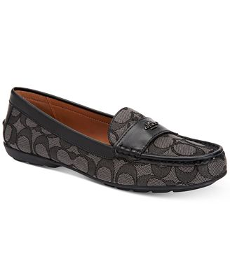 COACH Woman's Odette Casual Loafers