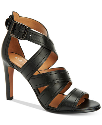 COACH Ilona Dress Sandals