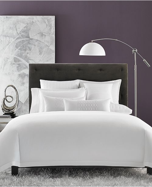 Hotel Collection 680 Thread Count Duvet Covers, Created for Macy's
