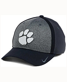 Nike Clemson Tigers Heather Stretch Fit Cap