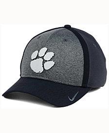 Nike Clemson Tigers Heather Stretch Fit Cap