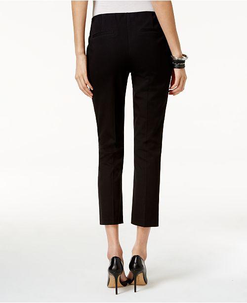 Alfani Cropped Pants Created For Macys Pants Capris Women