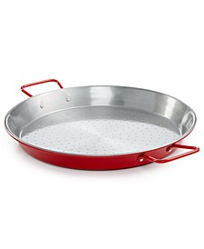 "15"" Aluminized Paella Pot"