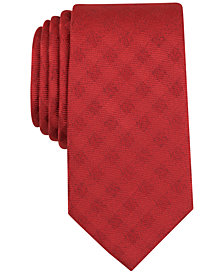 Perry Ellis Men's Dietz Check Tie