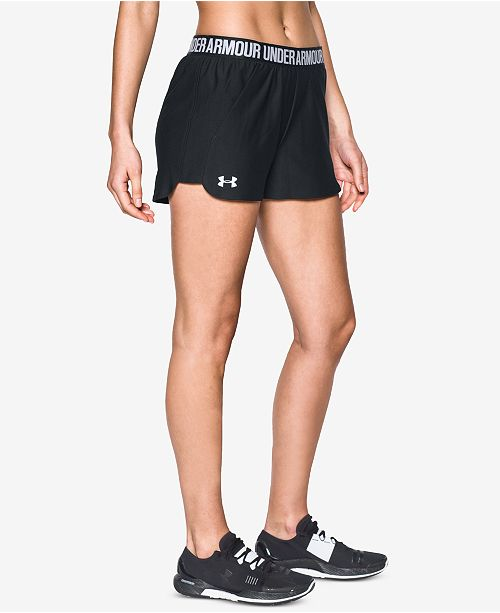 8485a9ef413 Under Armour Play Up 2.0 Shorts & Reviews - Shorts - Women - Macy's
