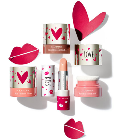 Clarins Limited Edition Tender Moments Collection