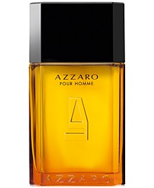 POUR HOMME Men's Eau de Toilette Spray, 3.4 oz