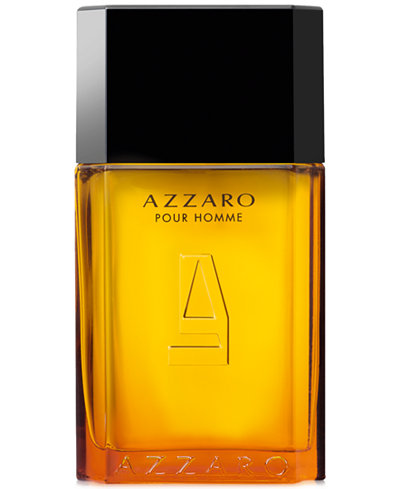 AZZARO POUR HOMME Men's Eau de Toilette Spray, 3.4 oz