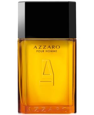 Azzaro Pour Homme Men's Eau de Toilette Spray, 3.4 oz