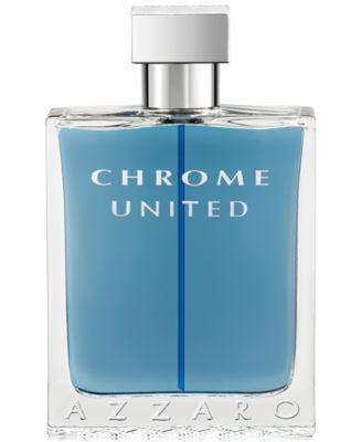 Men's CHROME UNITED Eau de Toilette Spray, 3.4 oz