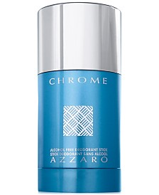 Azzaro Men's CHROME Deodorant