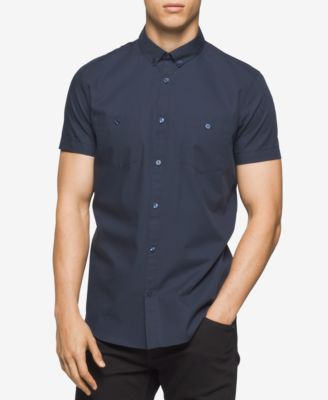 Mens Casual Button Down Shirts & Sports Shirts - Macy's