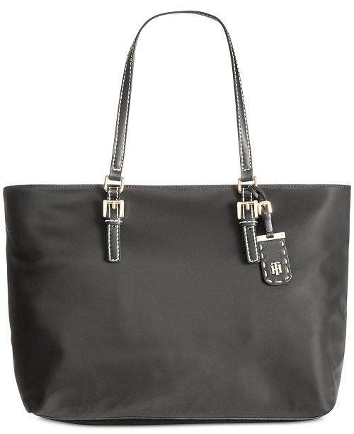 6c5a8abac1bb2 Tommy Hilfiger Extra-Large Julia Tote   Reviews - Handbags ...