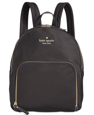 d9e2bf9e3737 kate spade new york Watson Lane Hartley Backpack - Handbags & Accessories -  Macy'