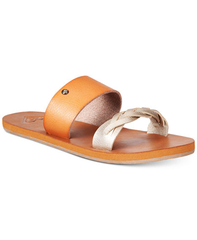 Roxy Tess Slide Sandals