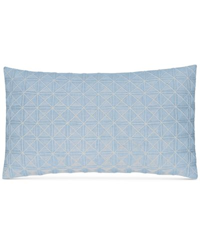 Hotel Collection Mulberry Decorative Pillows : Hotel Collection Cornflower Linen 14