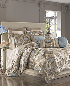 J Queen New York Jordyn Olivia Queen 4-Pc. Comforter Set