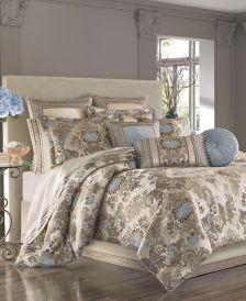 Jordyn Olivia King 4-Pc. Comforter Set