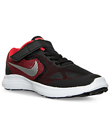 Nike Little Boys' Revolution 3 Running Sneakers from Finish Line