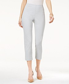 Pull-On Capri Pants, Created for Macy's