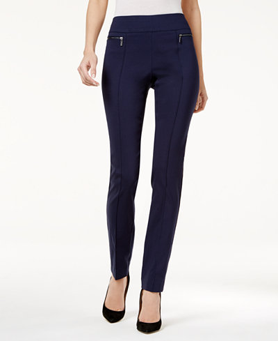 Style & Co Pull-On Skinny Pants, Created for Macy's