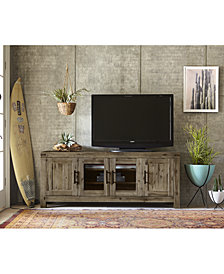 Canyon Media TV Stands Furniture Collection, Created for Macy's