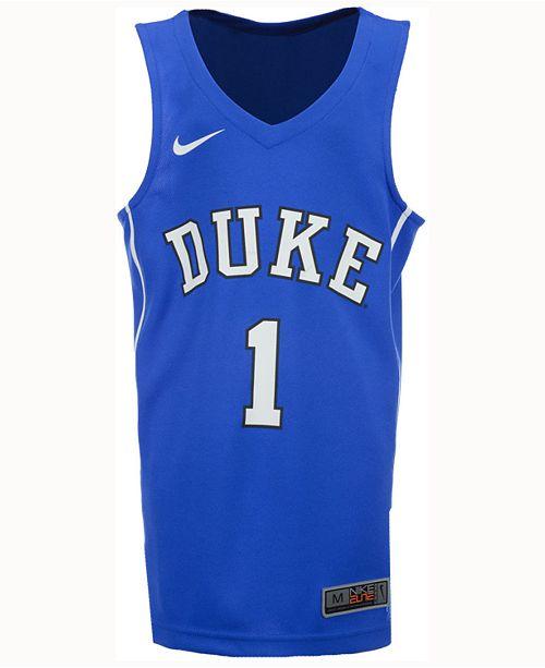 804f1dfeb ... Nike Duke Blue Devils Replica Basketball Jersey