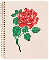 ban.do Will You Accept This Rose Rough Draft Mini Notebook