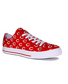 Row One Cincinnati Reds Victory Sneakers